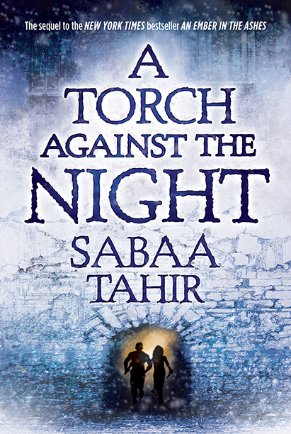 GALLERY: Best YA Books of the Year: A torch Against the Night - Sabaa Tahir cover