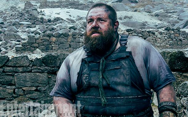 NO CROPS: Nick Frost as Bajie - Into the Badlands _ Season 2, Episode 2 - Photo Credit: Antony Platt/AMC