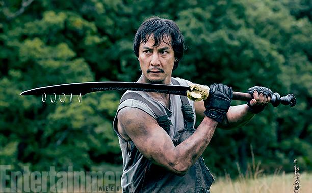 NO CROPS: Daniel Wu as Sunny - Into the Badlands _ Season 2, Episode 3 - Photo Credit: Antony Platt/AMC