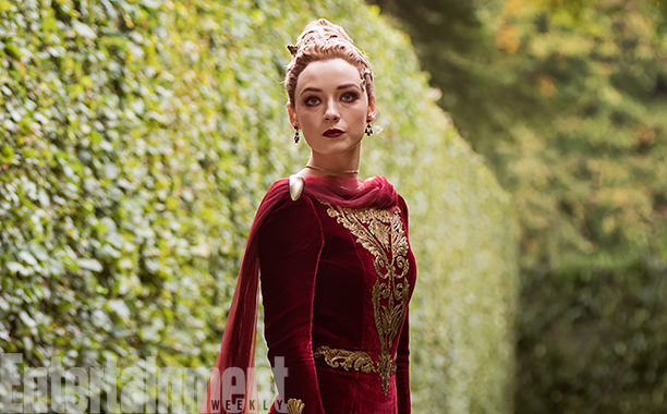NO CROPS: Sarah Bolger as Jade - Into the Badlands _ Season 2, Episode 4 - Photo Credit: Antony Platt/AMC