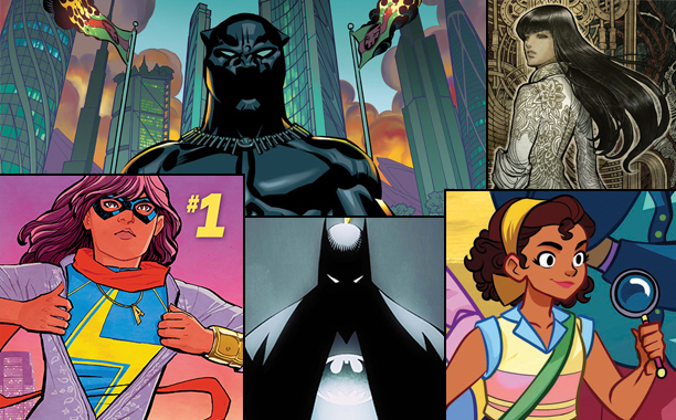 GALLERY: 10 Best Comic Books of 2016: ALL CROPS Image Tout