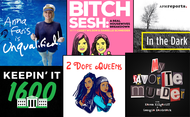 GALLERY: Best Podcasts of 2016: ALL CROPS Image Tout