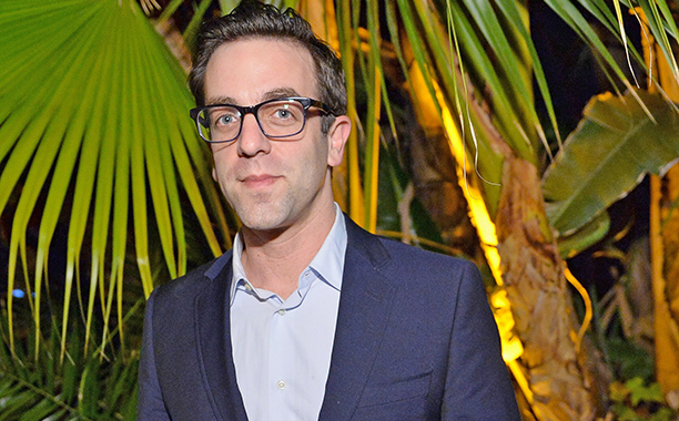 ALL CROPS: 628684866 B.J. Novak attends the 2016 GQ Men of the Year Party at Chateau Marmont on December 8, 2016 in Los Angeles, California. (Photo by Stefanie Keenan/Getty Images for GQ)