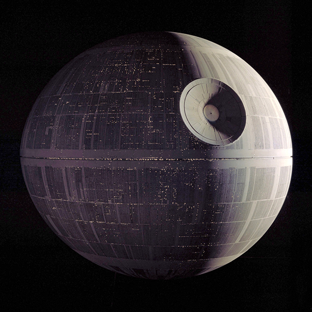 GALLERY: 'Star Wars' Timeline: Star Wars: Episode IV - A New Hope Death Star