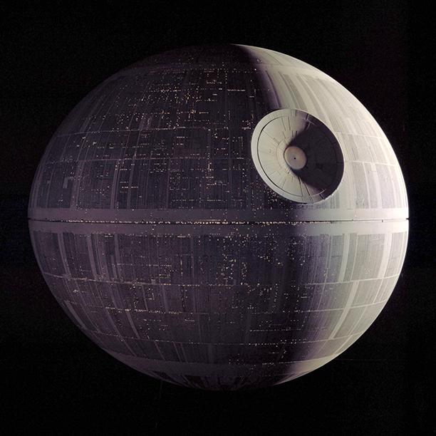 GALLERY: 'Star Wars' Timeline: Star Wars: Episode IV - A New Hope Death Star