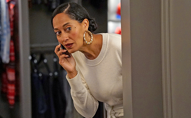 "ALL CROPS: BLACK-ISH - ""The Purge"" - (ABC/Eric McCandless) TRACEE ELLIS ROSS"
