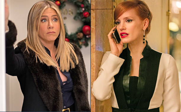ALL CROPS: Office Christmas Party / Miss Sloane
