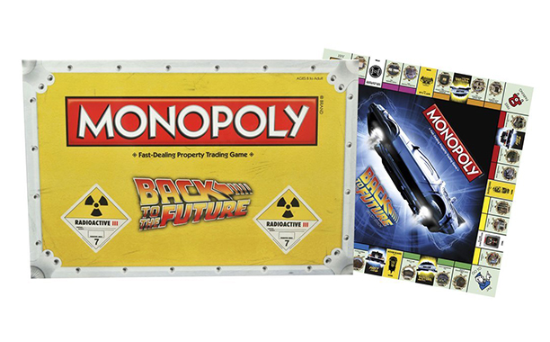 GALLERY: Gift Guide for Kids: Back to the Future Monopoly