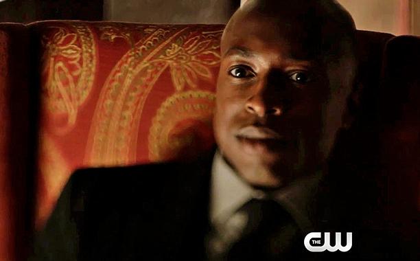 ALL CROPS: The Vampire Diaries TVD sneak peek: Cade visits Stefan screengrab