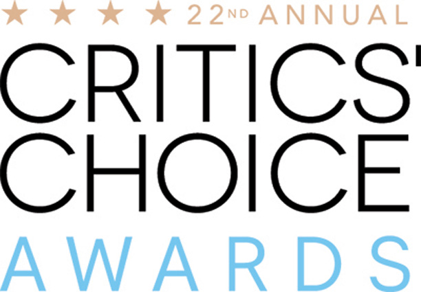 """All Crops: The """"22nd Annual Critics' Choice Awards"""" will air Sunday, December 11 at 8pm ET/5pm PT on A&E"""