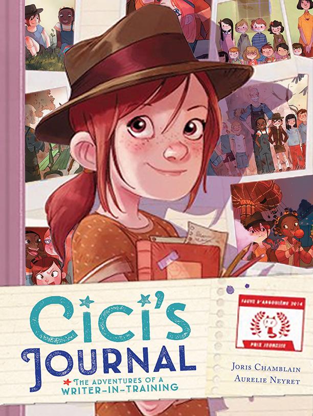 NO CROPS: Cicis Journal
