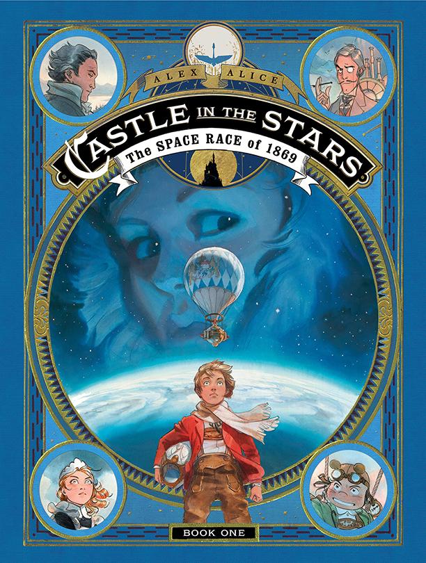 NO CROPS: Castle in the Stars