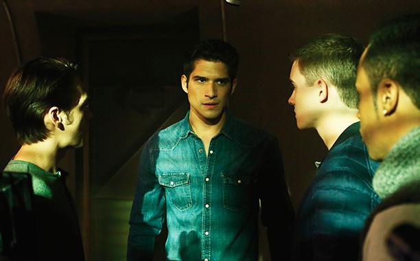 RECAP: 12/6/16: ALL CROPS: Teen Wolf Scott