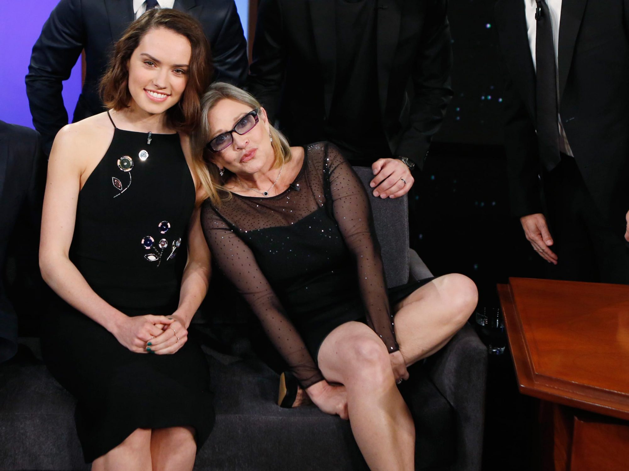 daisy-ridley-carrie-fisher