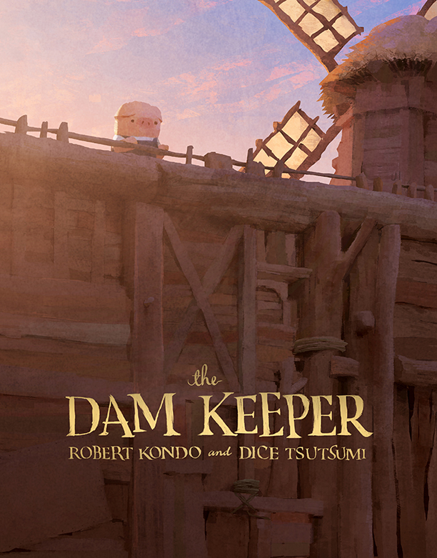 NO CROPS: The Dam Keeper