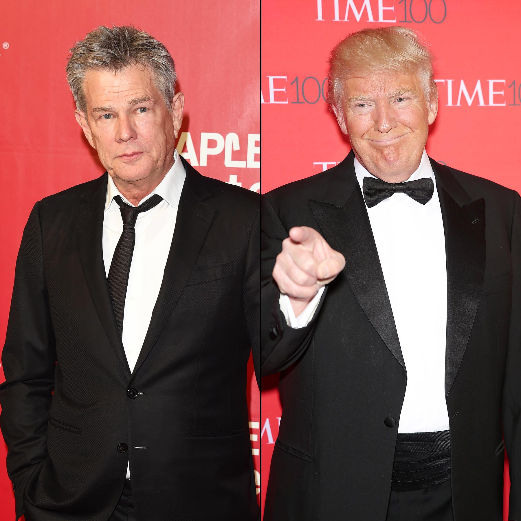 David Foster and Trump