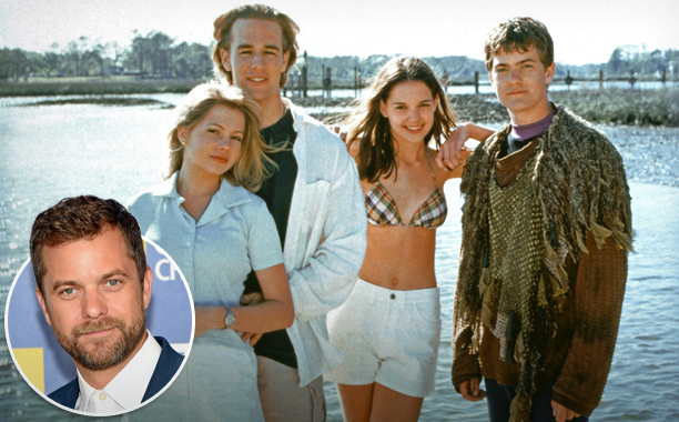 ALL CROPS: DAWSON'S CREEK, (from left): Michelle Williams, James Van Der Beek, Katie Holmes, Joshua Jackson, (Season 1) ; 609603944 Joshua Jackson