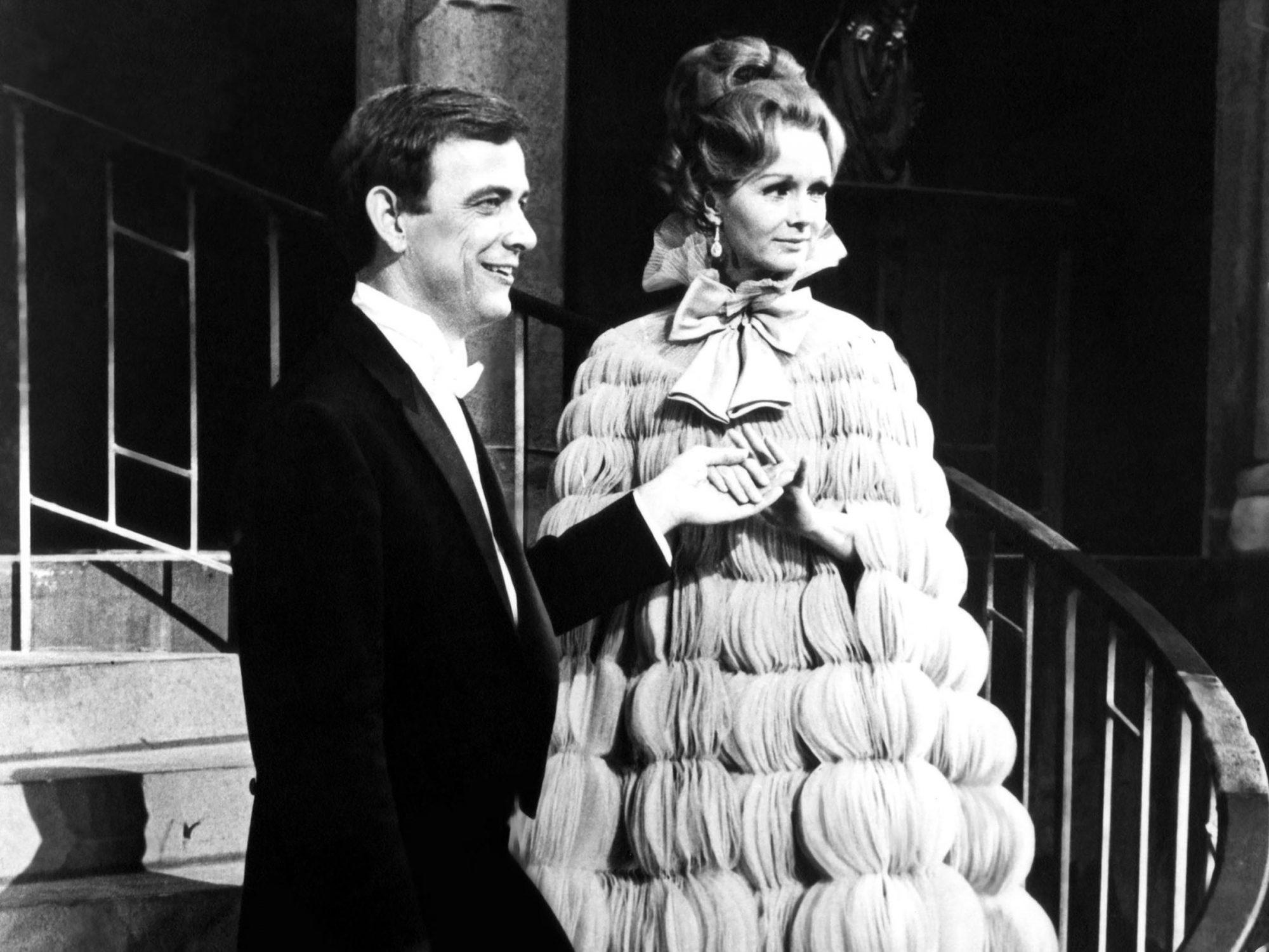 IRENE, Monte Markham, Debbie Reynolds, Minskoff Theater, New York, 1973-1974