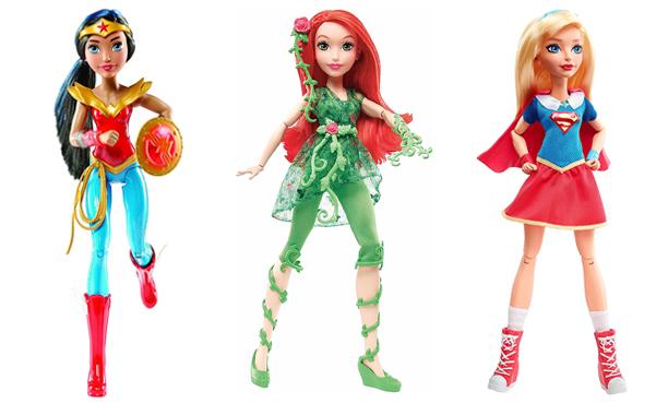GALLERY: Gift Guide for Kids: DC Super Hero Girls Dolls