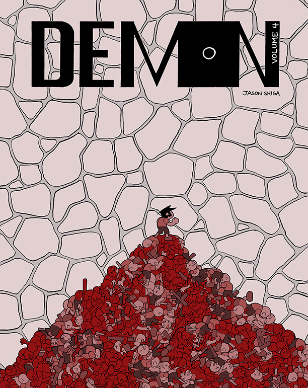 NO CROPS: DEMON vol 4