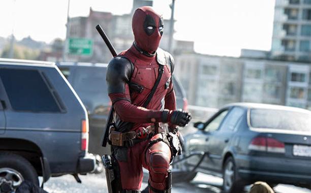 All Crops: Deadpool (2016) Ryan Reynolds Writer: Title: Object Name: DEADPOOL Credit: Joe Lederer