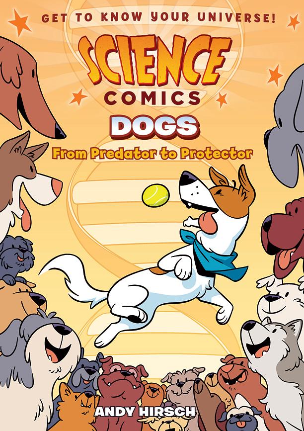 NO CROPS: Science Comics - Dogs
