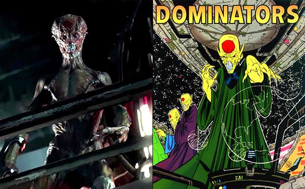 ALL CROPS: The Dominators - D. C. Comics