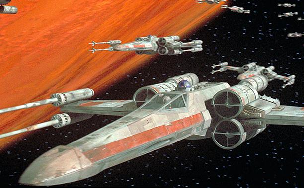 GALLERY: 'Star Wars' Timeline: Star Wars X-Wing