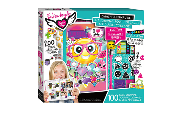 GALLERY: Gift Guide for Kids: Emoji smash journal kit