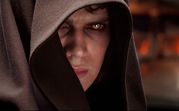 GALLERY: 'Star Wars' Timeline: Star Wars: Episode III - Revenge of the Sith Hayden Christensen