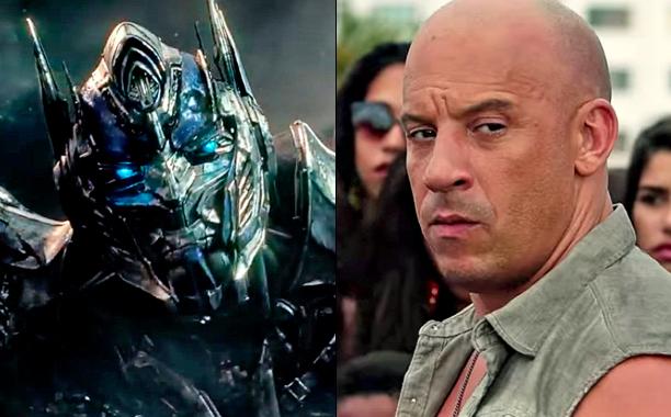 ALL CROPS: Evil Optimus Prime and Evil Dominic Toretto