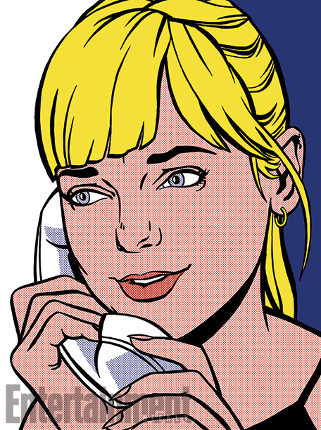 GALLERY: Best Podcasts of 2016: Anna Faris is Unqualified podcast ILLO FROM ISSUE 1444/1445