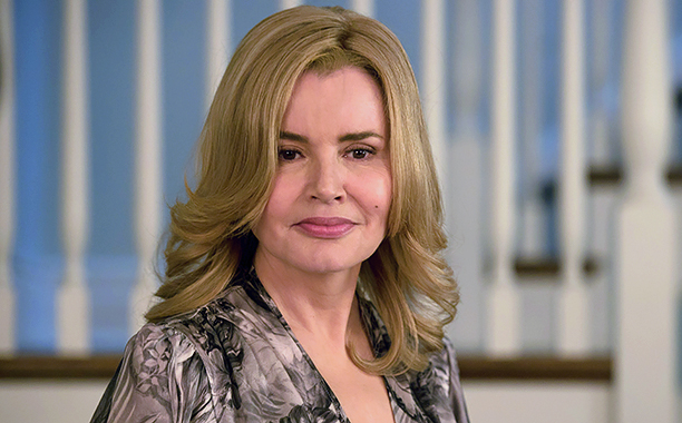 "ALL CROPS: THE EXORCIST: Geena Davis in the ""Chapter Nine: 162"" episode of THE EXORCIST airing Friday, Dec. 9 (9:01-10:00 PM ET/PT) on FOX. ©2016 Fox Broadcasting Co. Cr: Jean Whiteside/FOX"