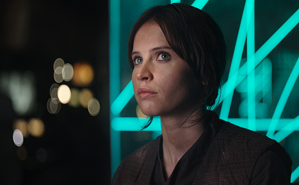 ALL CROPS: Rogue One: A Star Wars Story (Felicity Jones)