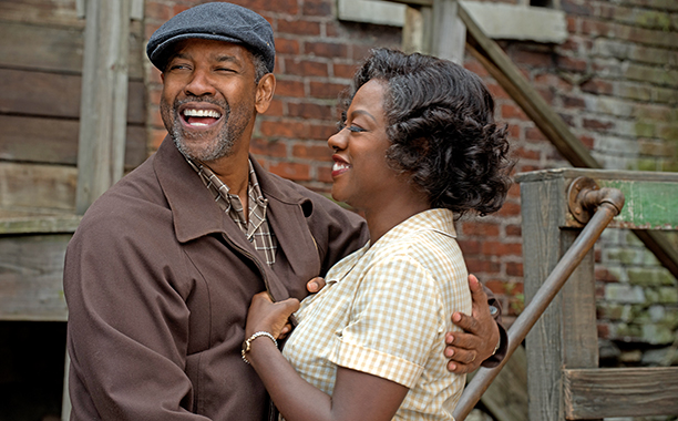 GALLERY: Best/Worst Movies of 2016: ALL CROPS: Denzel Washington plays Troy Maxson and Viola Davis plays Rose Maxson in Fences from Paramount Pictures. Directed by Denzel Washington from a screenplay by August Wilson.