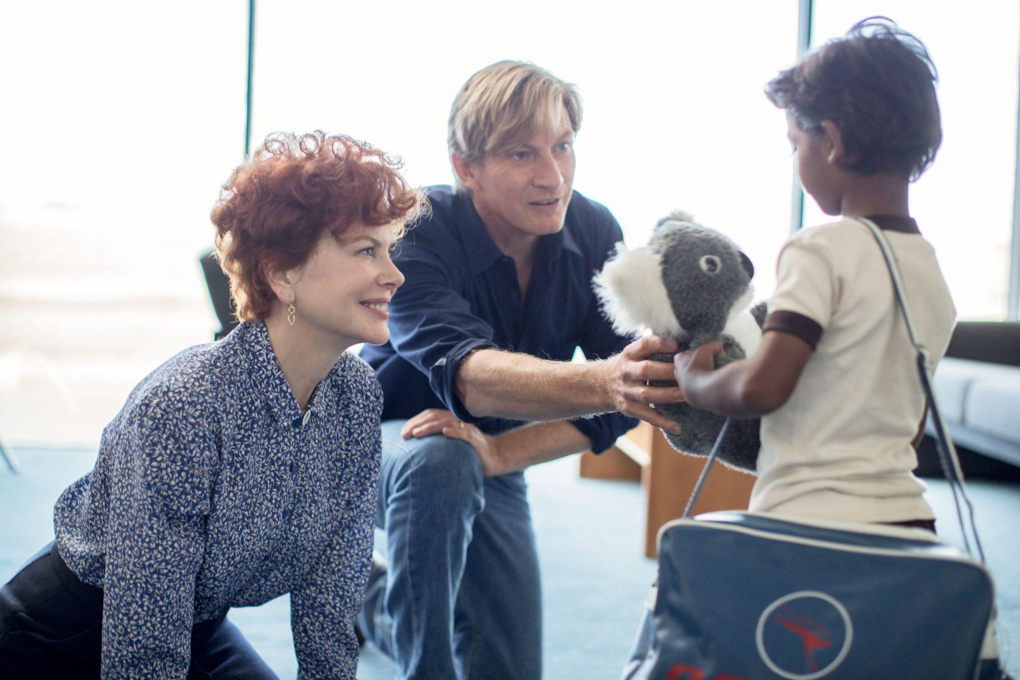 Lion (2016) Nicole Kidman, David Wenham and Sunny Pawar
