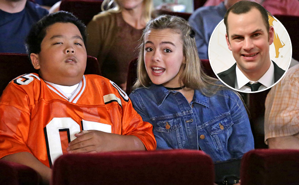 """ALL CROPS: FRESH OFF THE BOAT - """"The Taming of the Dads"""" HUDSON YANG, ISABELLA ALEXANDER; 489392560 Rich Blomquist"""