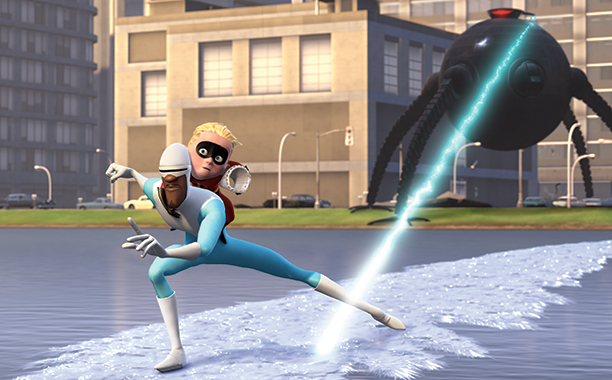 ALL CROPS: Incredibles (2004) Lucius Best/Frozone (voice by Samuel L. Jackson)