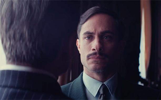 """ALL CROPS: Gael García Bernal stars in director Pablo Larraíns new film, """"Neruda."""""""