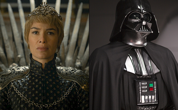 ALL CROPS: 'Game of Thrones' & 'Star Wars' split