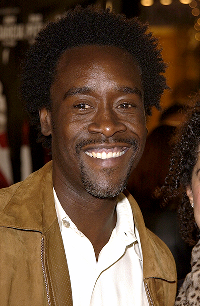 """GALLERY: 'Ocean's Eleven' Premiere: GettyImages-104922449.jpg Don Cheadle during World Premiere of """"Ocean's Eleven"""" at Mann's Village Theatre in Westwood, California, United States."""
