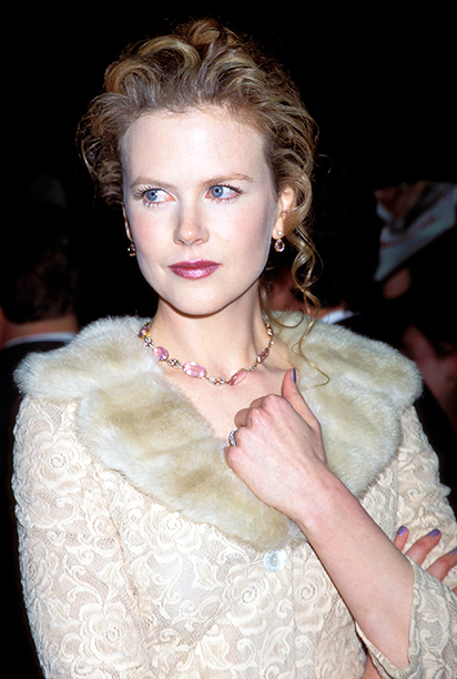 GALLERY: 'Jerry Maguire' Premiere: GettyImages-104954027.jpg Nicole Kidman during 'Jerry Maguire ' New York City Premiere at Pier 88 in New York City, New York, United States.