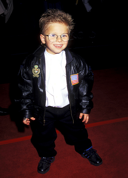 GALLERY: 'Jerry Maguire' Premiere: GettyImages-105861085.jpg Jonathan Lipnicki during 'Jerry Maguire ' New York City Premiere at Pier 88 in New York City, New York, United States. (Photo by Ron Galella/WireImage)