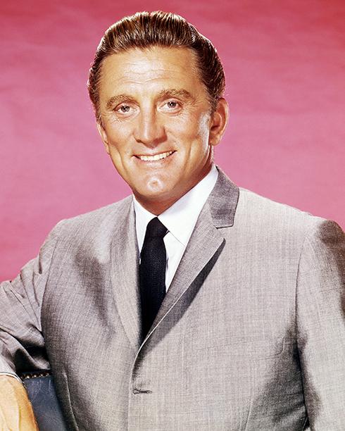 GALLERY: Kirk Douglas Through the Years: GettyImages-153476583.jpg American actor Kirk Douglas, circa 1963.
