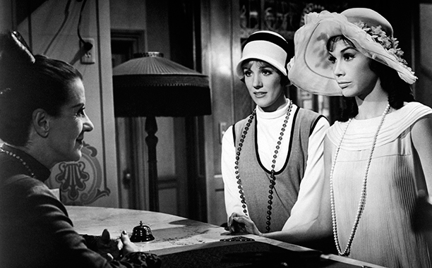 Mary Tyler Moore With Julie Andrews in Thoroughly Modern Millie 1967