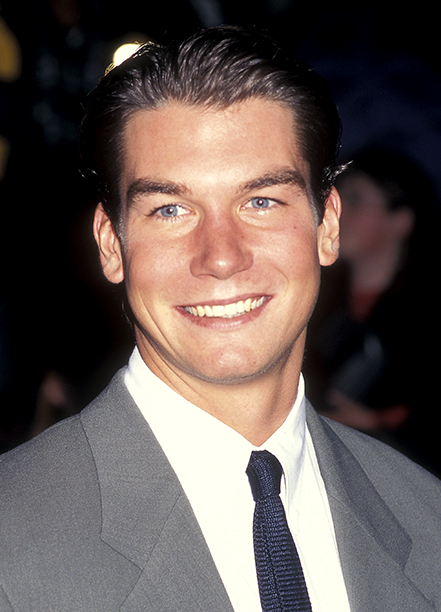 GALLERY: 'Jerry Maguire' Premiere: GettyImages-157871924.jpg Jerry O'Connell attends the 'Jerry Maguire' Premiere Party on December 6, 1996 aboard the Celebrity Cruises, Pier 88 in New York City.