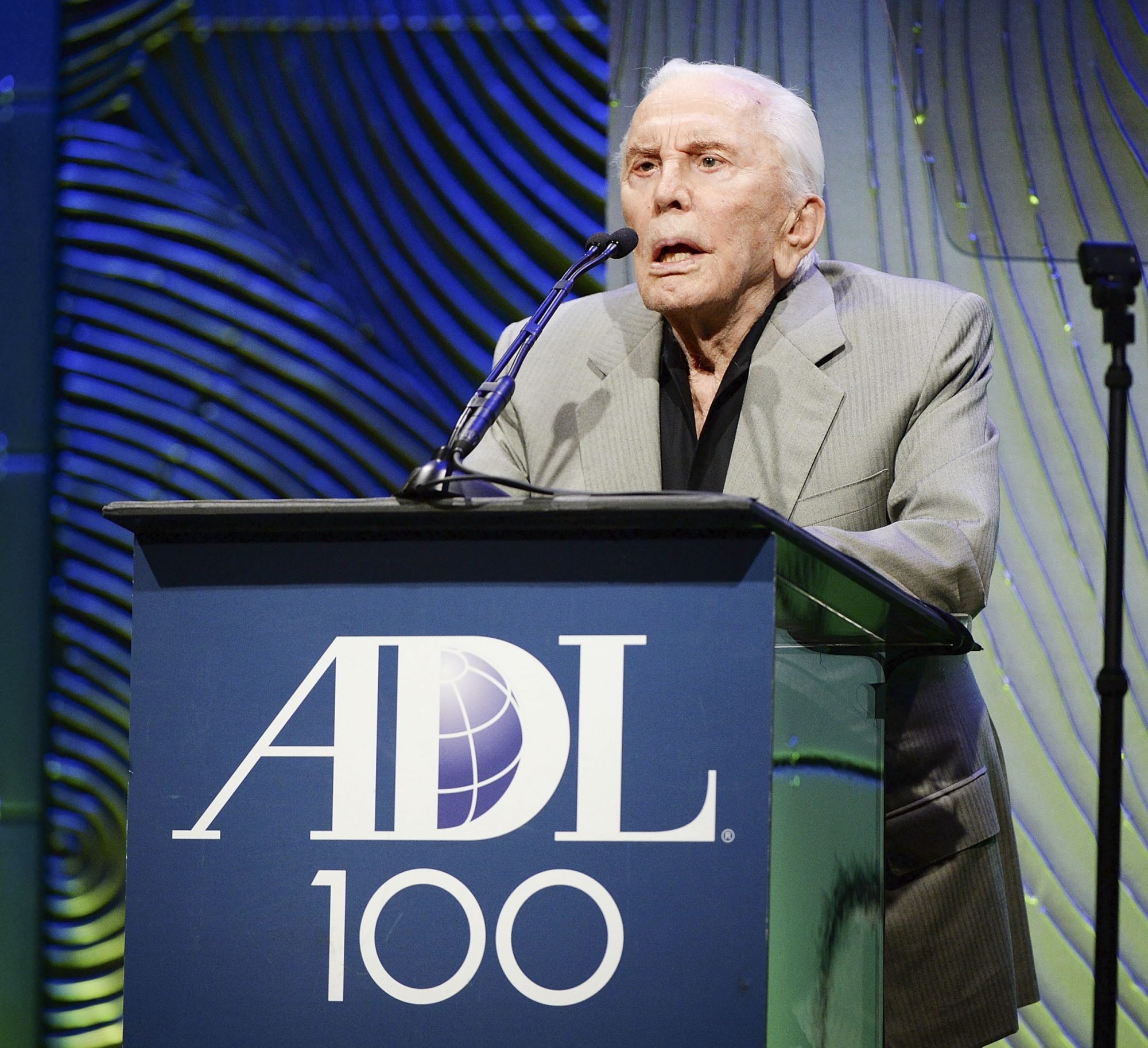 Anti-Defamation League Centennial Entertainment Industry Awards Dinner Honoring Jeffrey Katzenberg