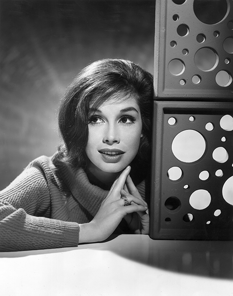 Mary Tyler Moore in 1962