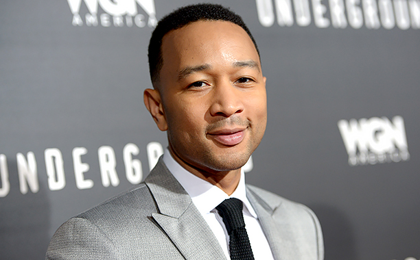 "ALL CROPS: 513454620 John Legend attends WGN America's ""Underground"" World Premiere on March 2, 2016 in Los Angeles, California. (Photo by Charley Gallay/Getty Images for WGN America)"