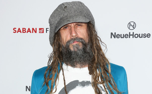 All Crops: 616034722 Collection: Getty Images Entertainment LOS ANGELES, CA - OCTOBER 20: Musician / Director Rob Zombie attends the premiere of '31' at NeueHouse Hollywood on October 20, 2016 in Los Angeles, California. (Photo by Paul Archuleta/Getty Ima